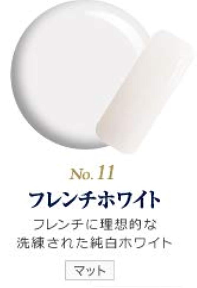 崩壊器用に対応する発色抜群 削らなくてもオフが出来る 新グレースジェルカラーNo.11~No.209 (フレンチホワイト)