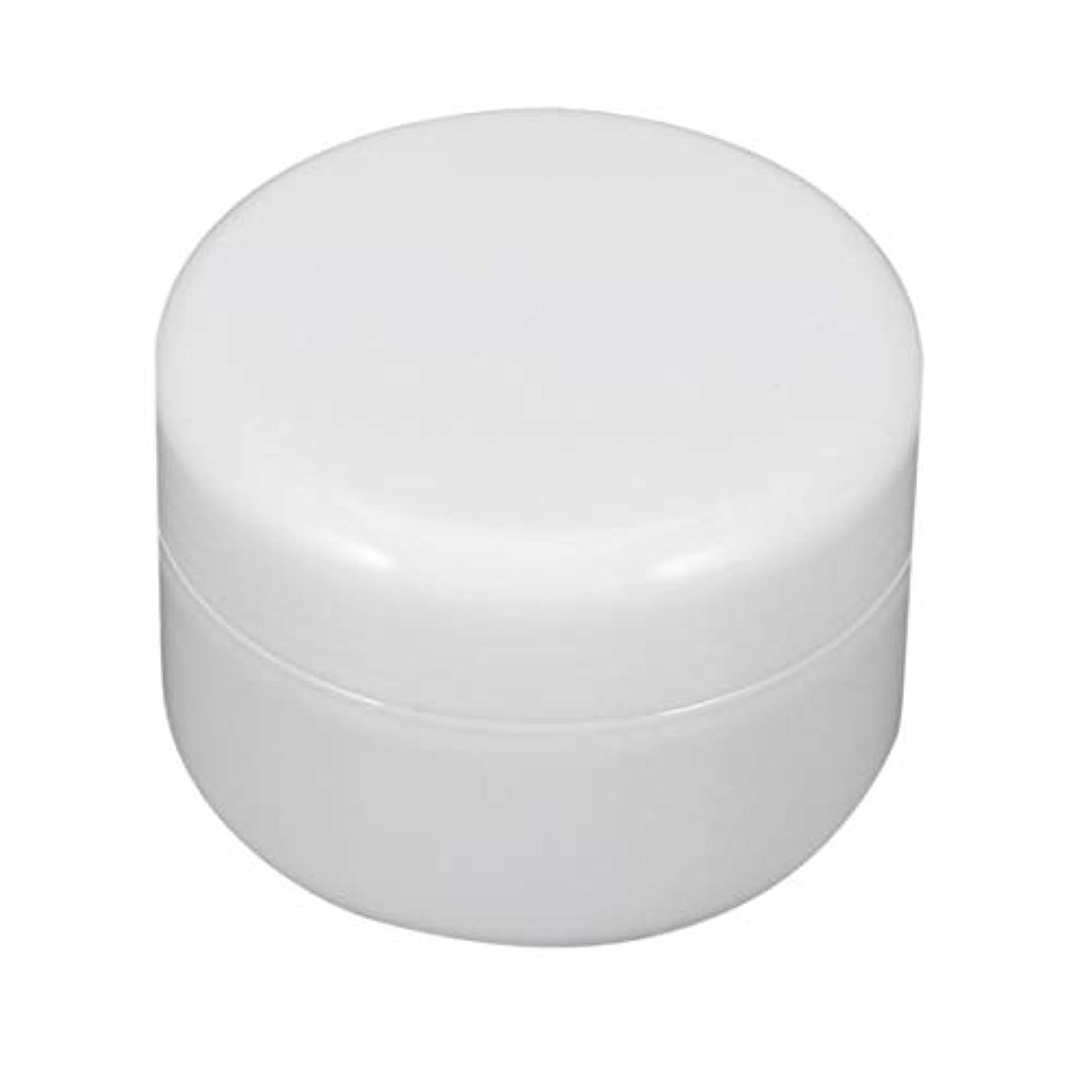 すなわちアクロバット呼び出すねじ帽子と瓶詰めのIntercorey円形PPプラスチック化粧品の容器のクリーム色の瓶