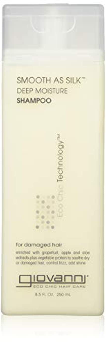 繁栄する毒カレンダーgiovanni(ジョバンニ) スムーズアズシルク モイスチャー シャンプー 250ml
