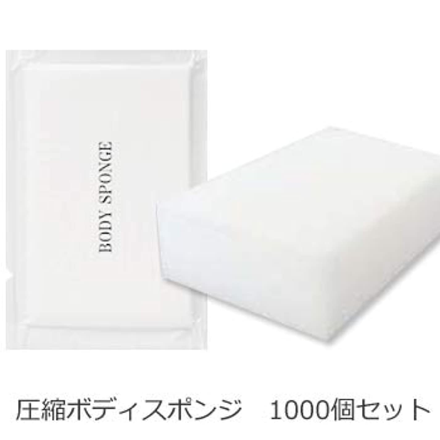 誘惑するゆでる科学的ボディスポンジ 海綿タイプ 厚み 30mm (1セット1000個入)1個当り11円税別