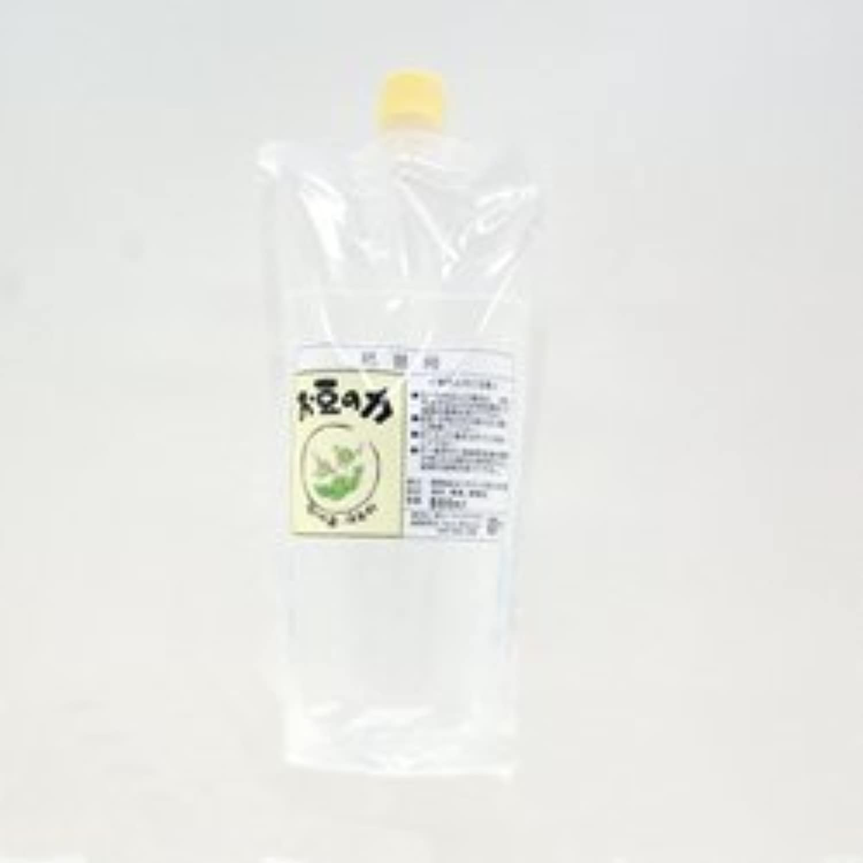 お豆の力(大豆の力)500ml安全成分の強力抗菌消臭剤
