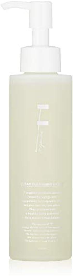 ストッキングアリスサイクロプスF organics(エッフェオーガニック) クリアクレンジングリキッド 150ml