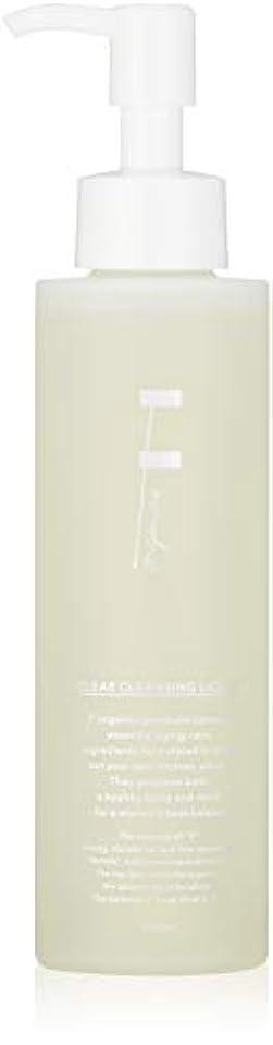膨らませる追加する額F organics(エッフェオーガニック) クリアクレンジングリキッド 150ml