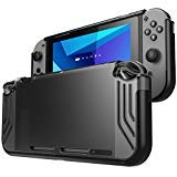 Mumba ニンテンドースイッチケース 高品質 耐衝撃 Nintendo Switch ケース スリム  黒 Slimfit シリーズ