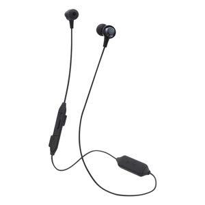 マクセル Bluetooth対応ダイナミック密閉型カナルイヤホン(ブラック)maxell 「+Fit」シリーズ MXH-BTC110BK
