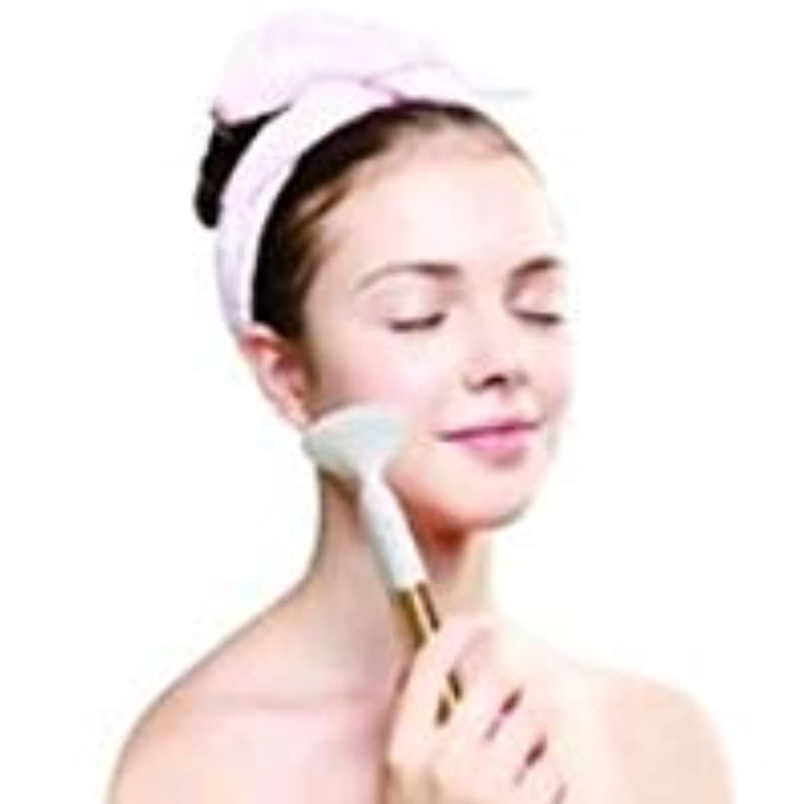 パズルデンマーク歩道お風呂で美顔 洗顔 防水洗顔 ブラシ FREYA フレイヤ (ゴールド)