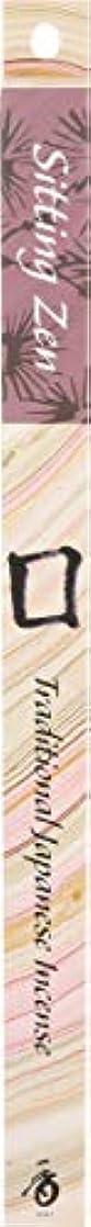 ミサイル割り込み避けられないShoyeido Zen Sitting Zen Incense