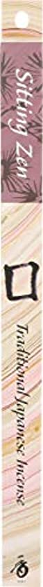 学部愛国的な温度計Shoyeido Zen Sitting Zen Incense