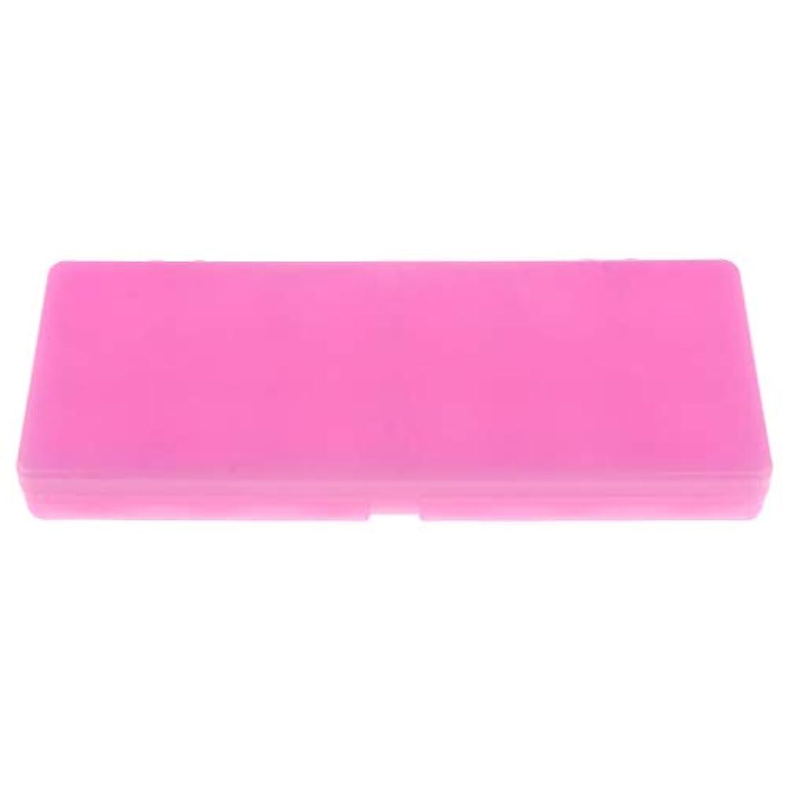 無関心怠軽減するDYNWAVE 水彩画/ガッシュ/アクリルオイルペイント用 顔料パレット ネイルアート 化粧品 混合パレット 全3色 - ピンク