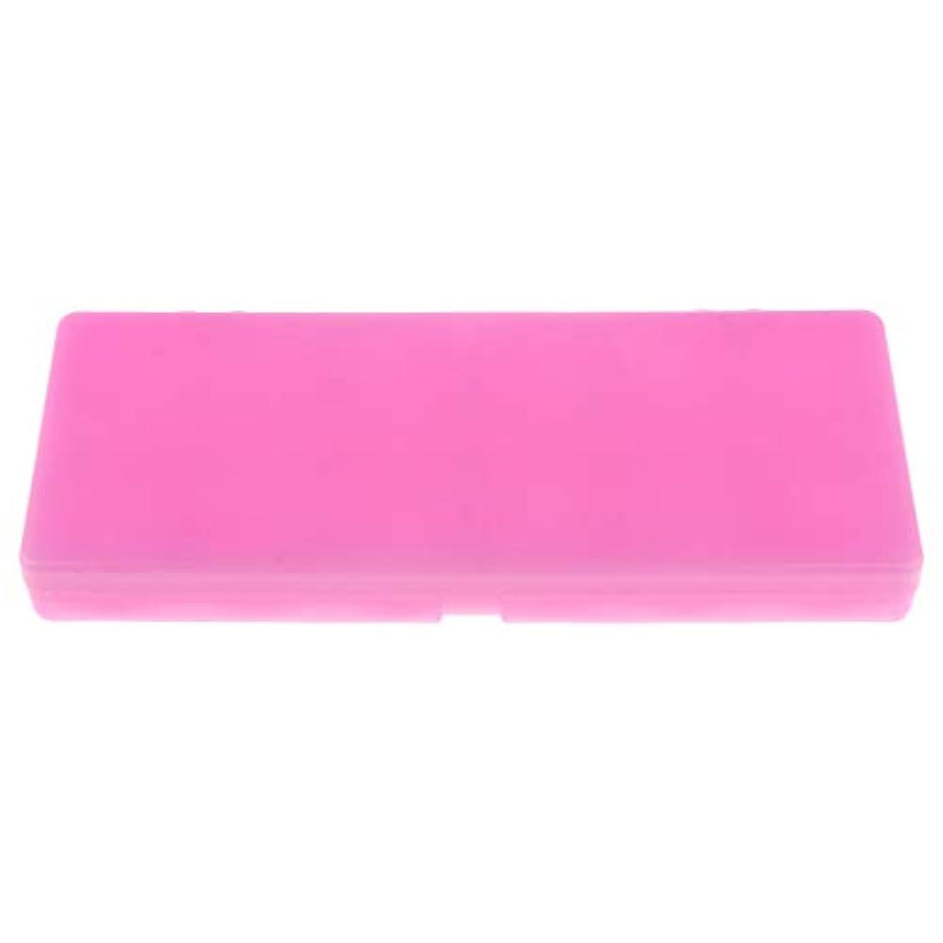 病気だと思うパノラマエレガントP Prettyia 水彩画/ガッシュ/アクリルオイルペイント用 ネイルアート 化粧品 混合パレット 3色 - ピンク