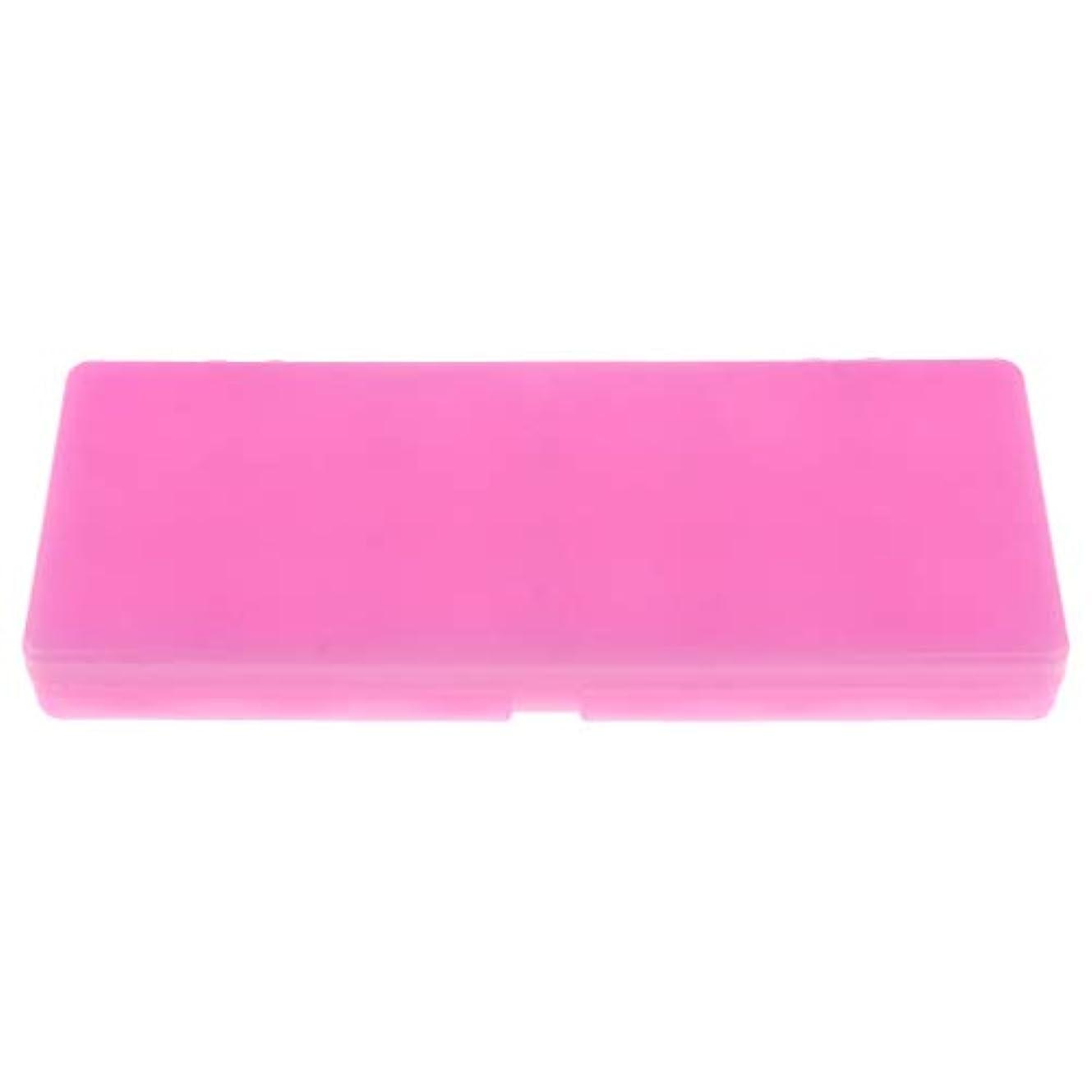 暴露するかりて指定するP Prettyia 水彩画/ガッシュ/アクリルオイルペイント用 ネイルアート 化粧品 混合パレット 3色 - ピンク