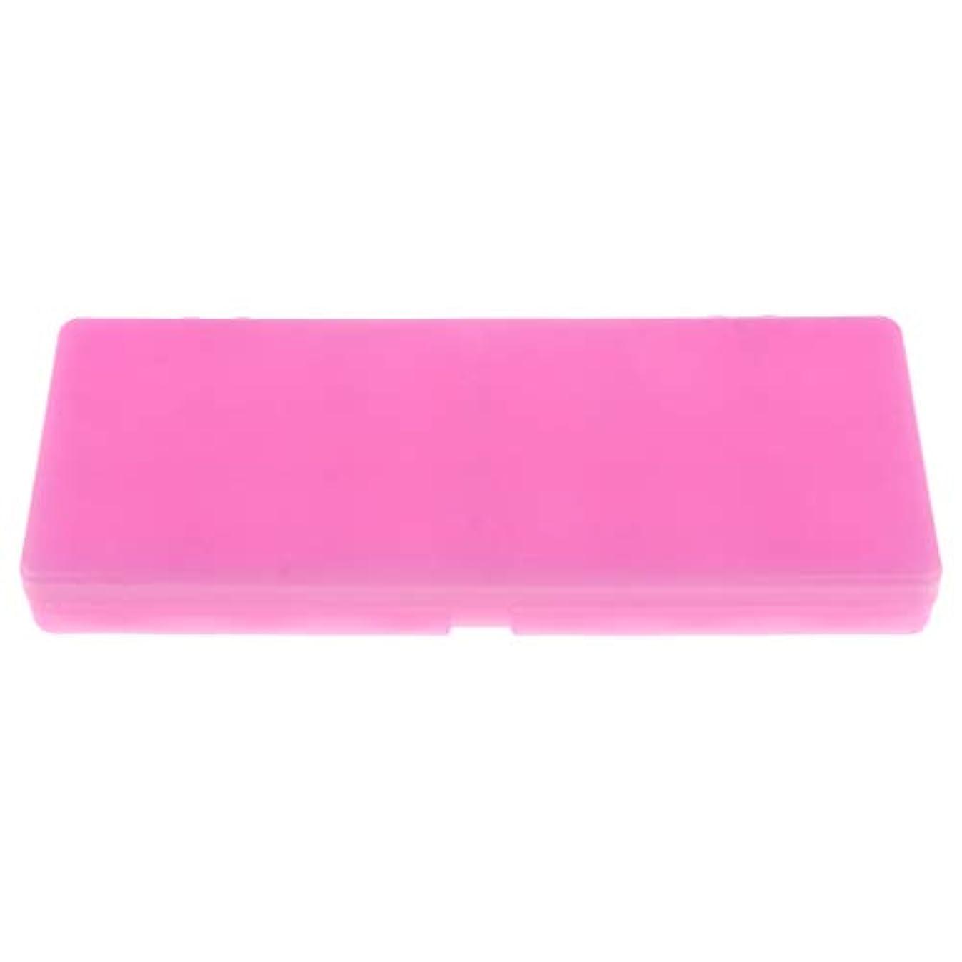 オークションゴールデン正統派水彩画/ガッシュ/アクリルオイルペイント用 ネイルアート 化粧品 混合パレット 3色 - ピンク