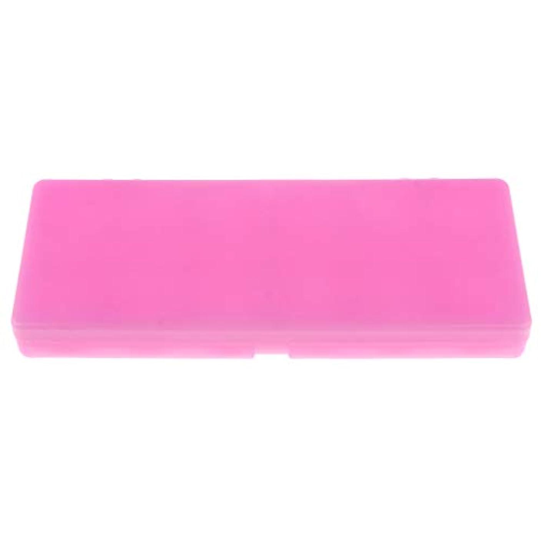 一元化する役に立たない協定P Prettyia 水彩画/ガッシュ/アクリルオイルペイント用 ネイルアート 化粧品 混合パレット 3色 - ピンク