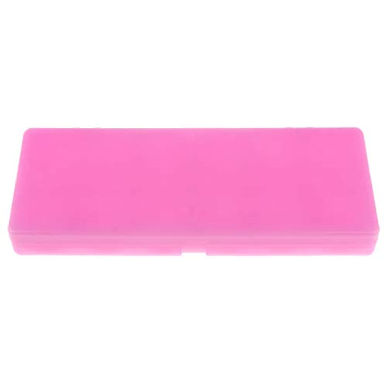 P Prettyia 水彩画/ガッシュ/アクリルオイルペイント用 ネイルアート 化粧品 混合パレット 3色 - ピンク