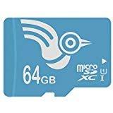 ADROITLARK Micro SDカード 64GB 高速...