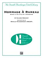 Alfred 00-32549 Hommage a Rameau