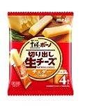 ボーノチーズ 明治北海道十勝チェダー 4本入×20袋(クール便)