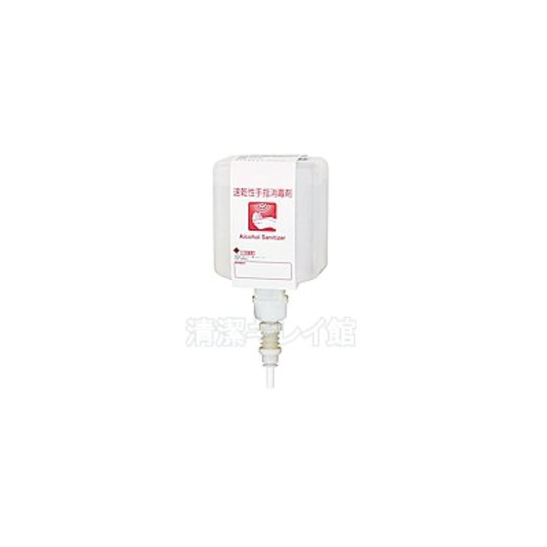 お酒専門化する形サラヤ UD-3100/アルペット手指消毒用カートリッジ1000ml×1個