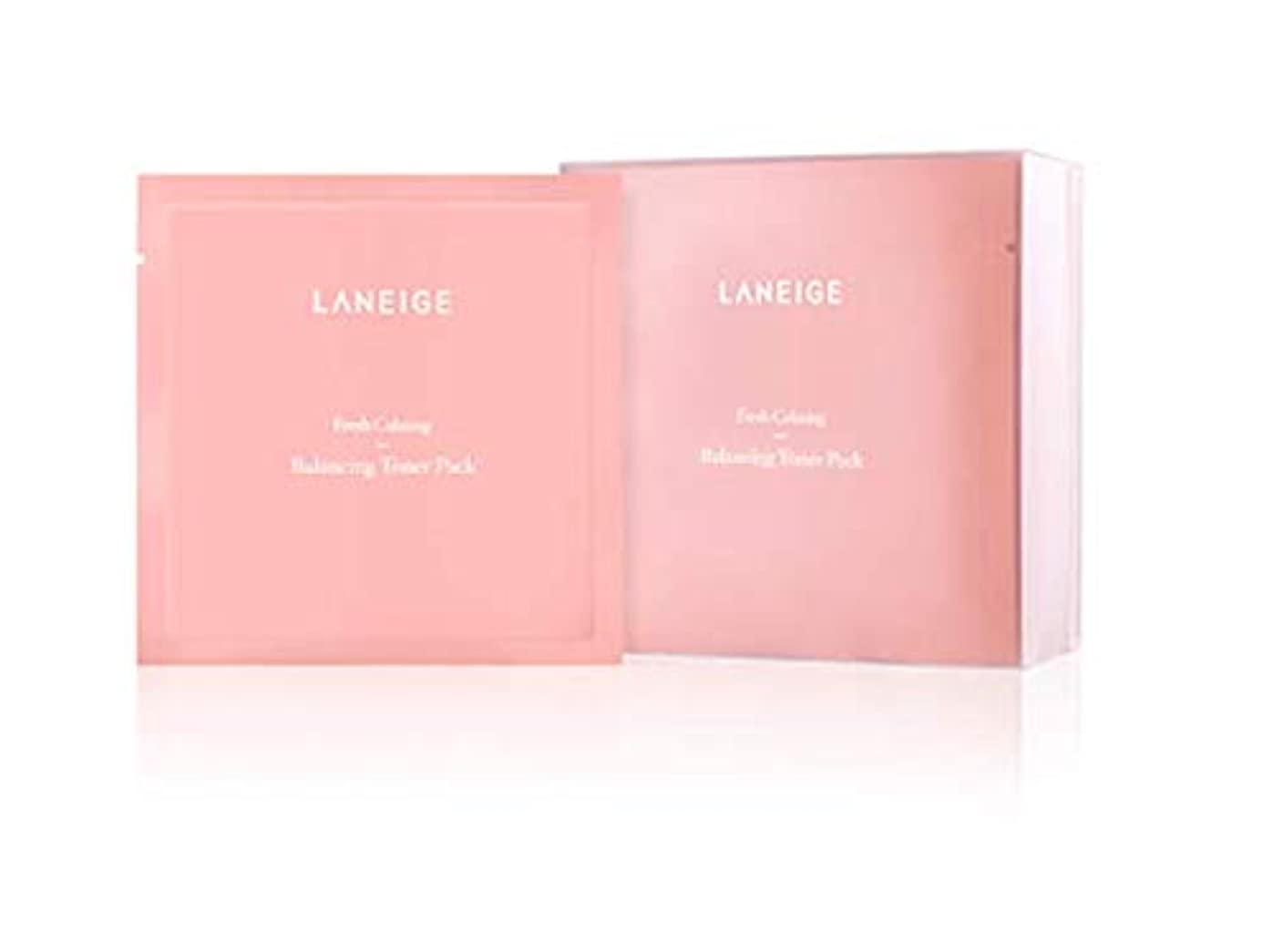 迫害失礼やさしい【ラネージュ.Laneige]フレッシュカミングバランシングトナーパック(8ml×20個)+無料プレゼント(写真参照)/ Fresh Calming Balancing Toner Pack(8ml×20ea)+ free...