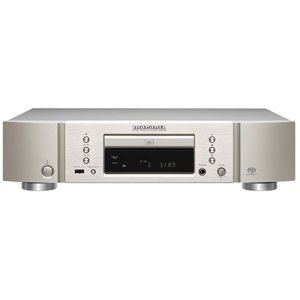 マランツ USB-DAC/SACDプレーヤー【シルバーゴールド】marantz SA8005/FN
