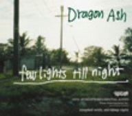Dragon Ash「few lights till night」のジャケット画像