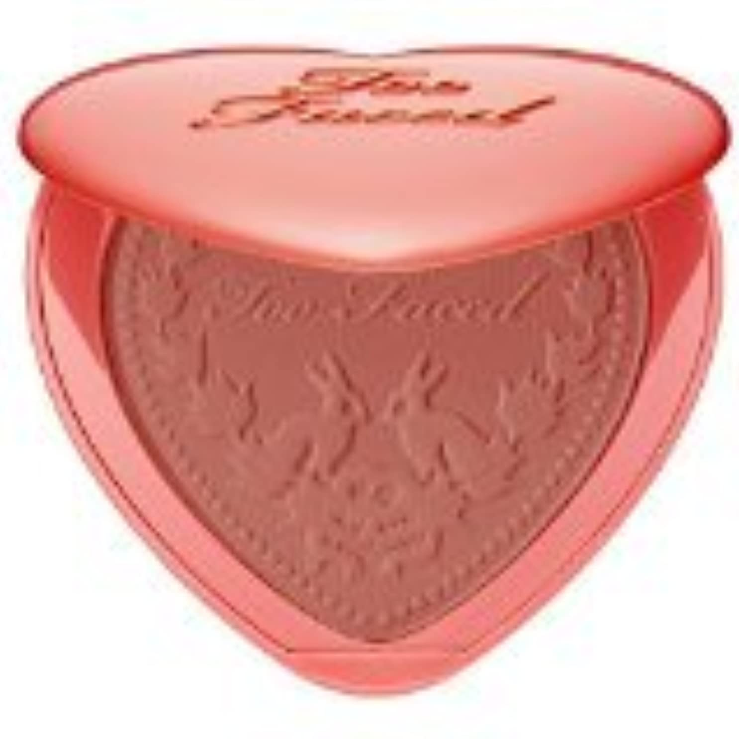 口実ビデオ郵便Too faced Love F Blush - How deep is Y L