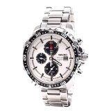 SEIKO (セイコー) 腕時計 海外モデル SSC297P1 ソーラークロノ メンズ[逆輸入品]