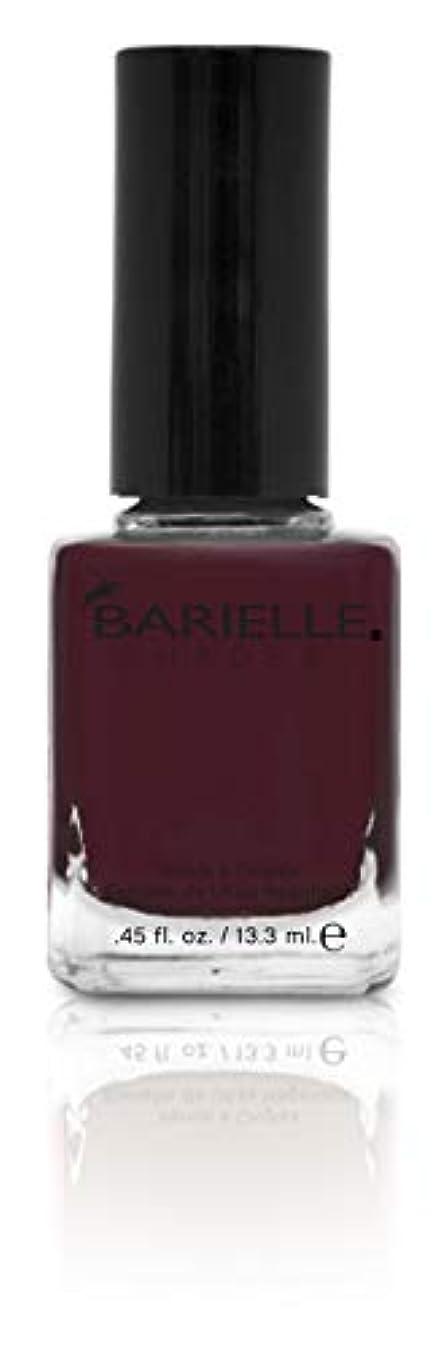 ティッシュはず有名人BARIELLE バリエル ミッドナイト 13.3ml Midnite Madness 5217 New York 【正規輸入店】