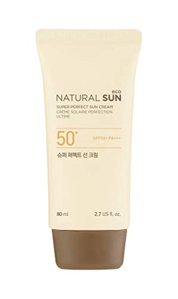 とは異なり不誠実通行人[ザ?フェイスショップ] THE FACE SHOP [スーパー パーフェクト サンクリーム  80ml] (NSE Super Perfect Sun Cream SPF50+ PA+++ 80ml) [海外直送品]
