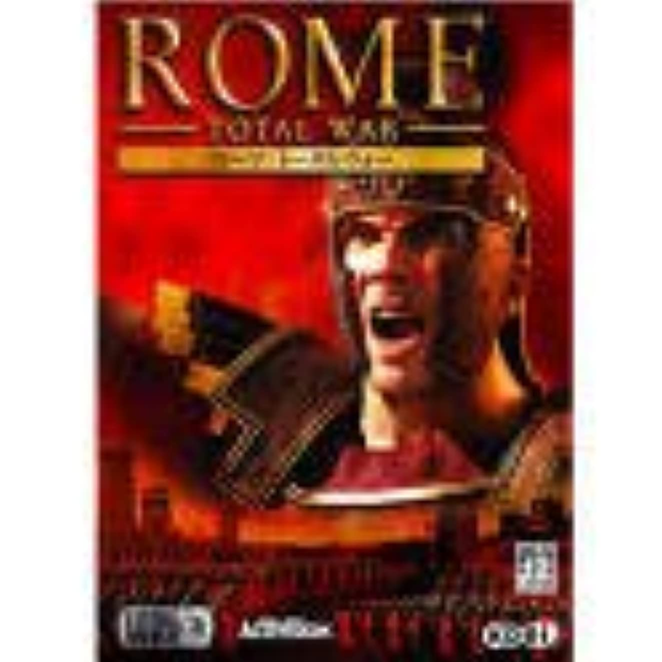 オンスアマチュアリビングルームRome : Total War