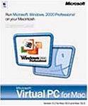 Virtual PC 6.1 for Mac+Win2000 Pro (E)