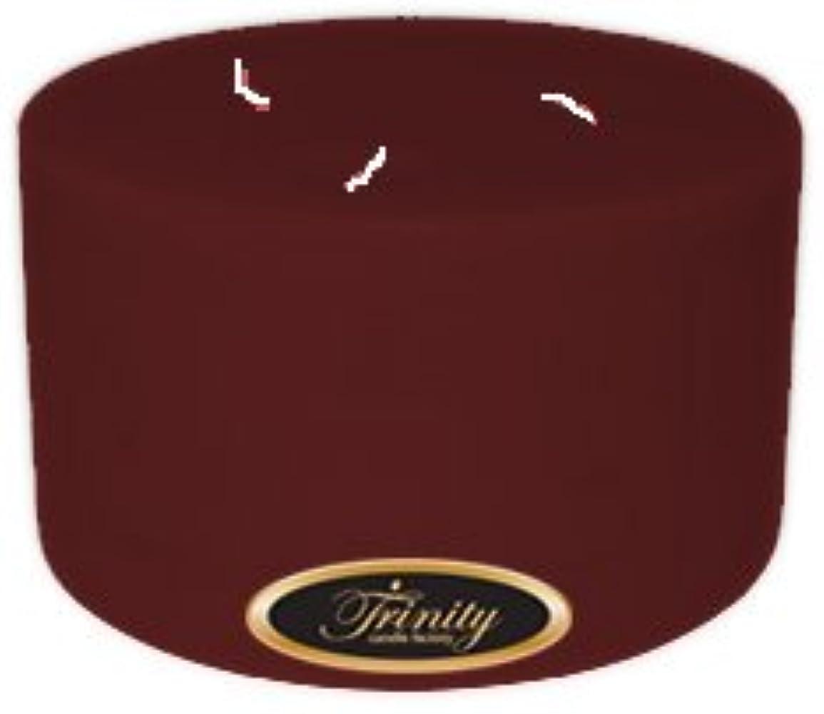 ギャング黒くするマネージャーTrinity Candle工場 – Mulberry – Pillar Candle – 6 x 3