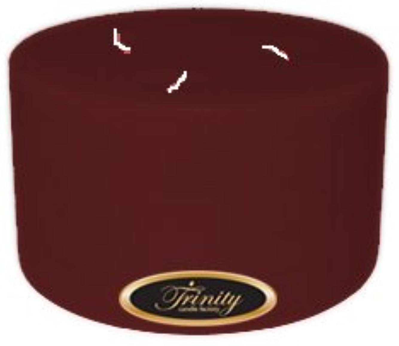 あなたはウッズ限界Trinity Candle工場 – Mulberry – Pillar Candle – 6 x 3