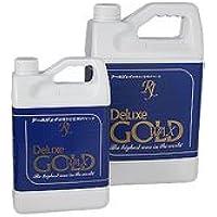 高濃度床用樹脂ワックス「デラックスゴールド」 5L
