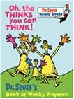 Oh, The Thinks You Can Think (Dr. Seuss Board Books)