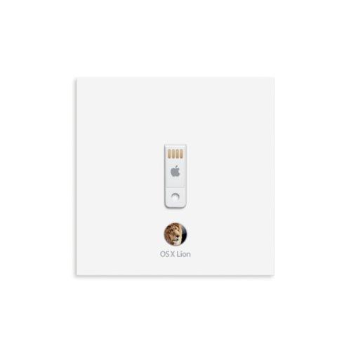 アップル Mac OS X Lion 10.7 USBメモリ版 (USB Thumb Drive)