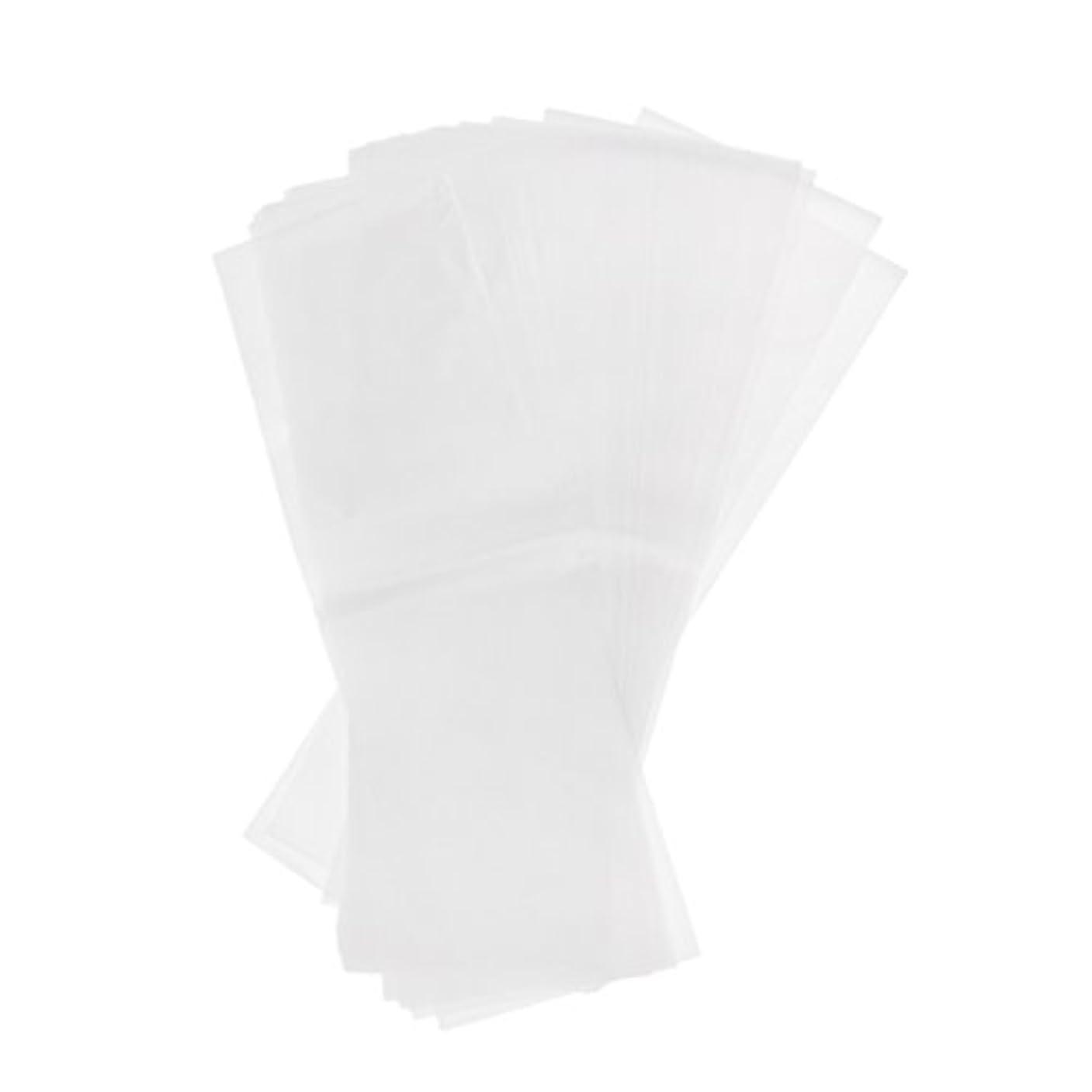 教義寄稿者リラックスヘアカラー 毛染め 分版用紙 ハイライトシート 毛染め紙 再利用可能な 透明 2仕様選べ - ホワイト