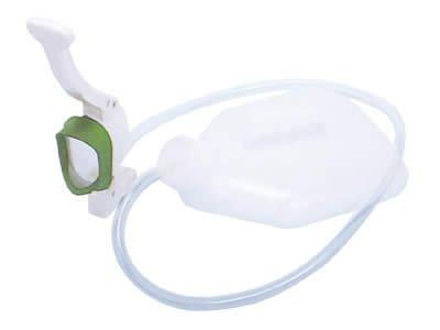 安楽尿器DX女性用 本体;乳白色