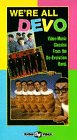 We're All Devo [VHS] [Import]