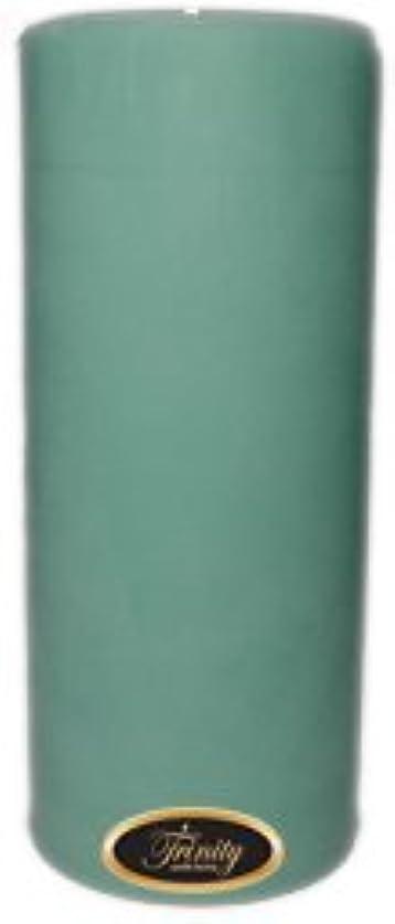 店主系統的突破口Trinity Candle工場 – Morning Mist – Pillar Candle – 4 x 9