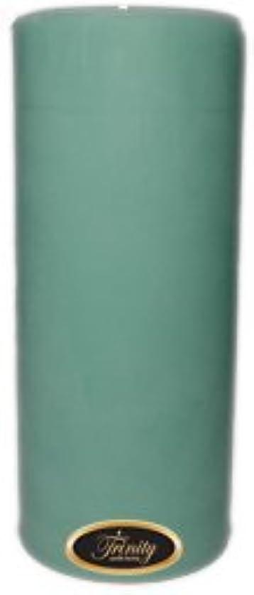 ホースメロディアス王族Trinity Candle工場 – Morning Mist – Pillar Candle – 4 x 9