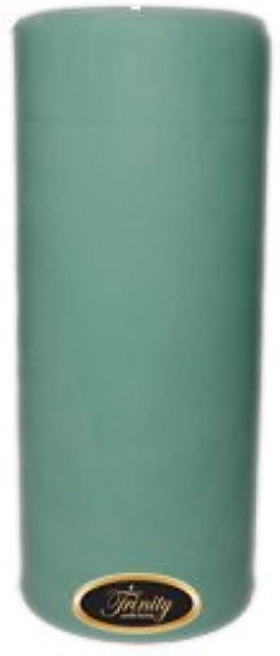 どこしないスペルTrinity Candle工場 – Morning Mist – Pillar Candle – 4 x 9