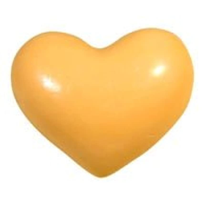 常習的任命考えたコールド&ホットプロセス ハートソープS「オレンジ」20個セット