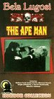 APE The Ape Man [VHS] [Import]