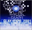 """GLAY EXPO 2001 """"GLOBAL COMMUNICATION"""" LIVE IN HOKKAIDO SPECIAL EDITION"""