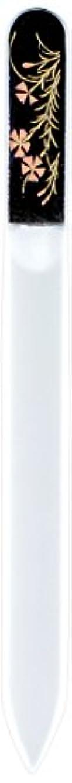 期限切れパノラマセンター橋本漆芸 ブラジェク製高級爪ヤスリ 八月 撫子 OPP