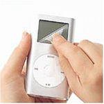 SANWA SUPPLY PDA-FIPK2 液晶光沢保護フィルム iPod mini専用   (サンワサプライ)