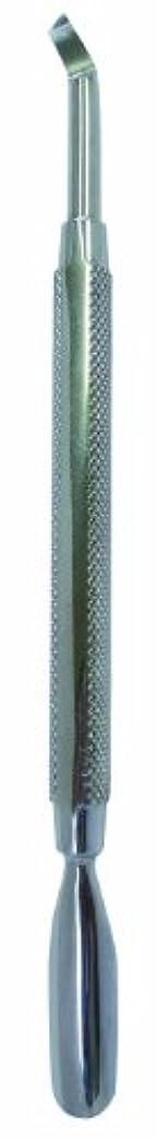 女王気性肥料クロスリブ BQ&S キューティクル プッシャー&カッター プロに愛用される 高品質ネイルケア用品 BS713