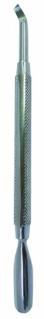レパートリー馬鹿偽造クロスリブ BQ&S キューティクル プッシャー&カッター プロに愛用される 高品質ネイルケア用品 BS713