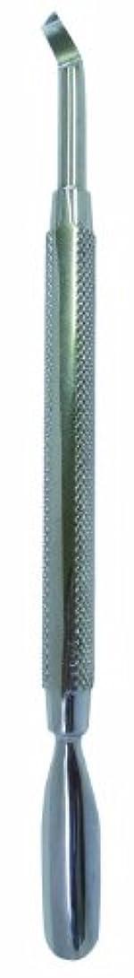 北方順応性陰気クロスリブ BQ&S キューティクル プッシャー&カッター プロに愛用される 高品質ネイルケア用品 BS713